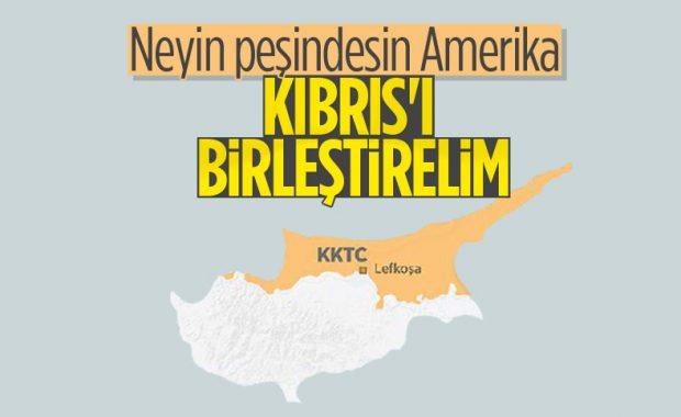 Blinken: Kıbrıs'ı birleştirmeyi destekliyoruz