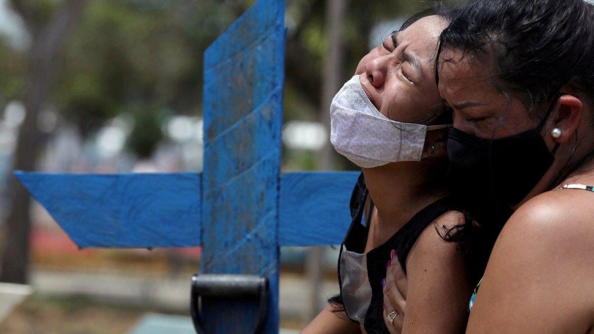 Brezilya'da günde 2 bin kişi koronavirüsten ölüyor