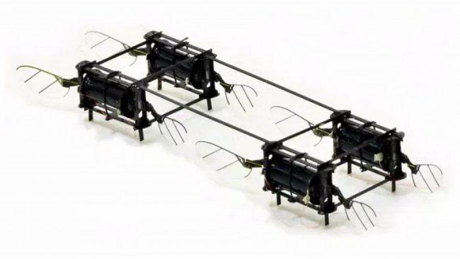 Bu drone, bir böcek kadar küçük