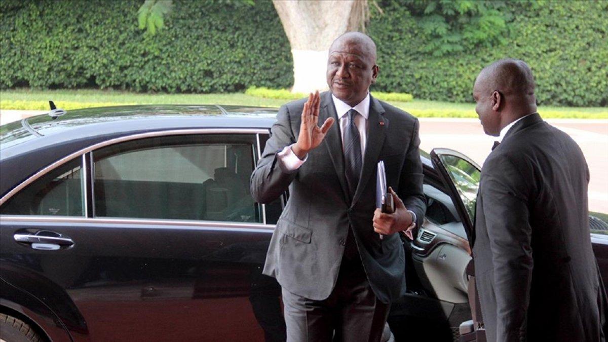 Fildişi Sahili Başbakanı Bakayoko hayatını kaybetti #1