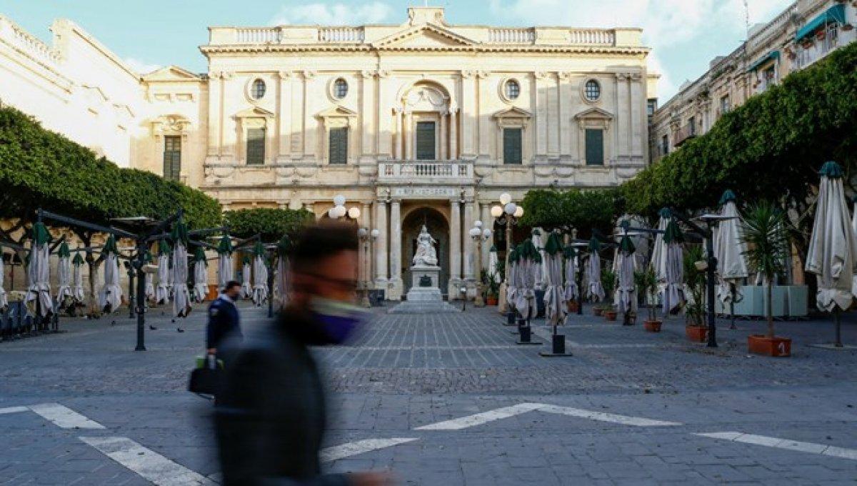 Malta, koronavirüs vakalarındaki artış sebebiyle kapanmaya gidiyor #1