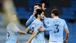 Manchester City, Southampton'ı rahat geçti
