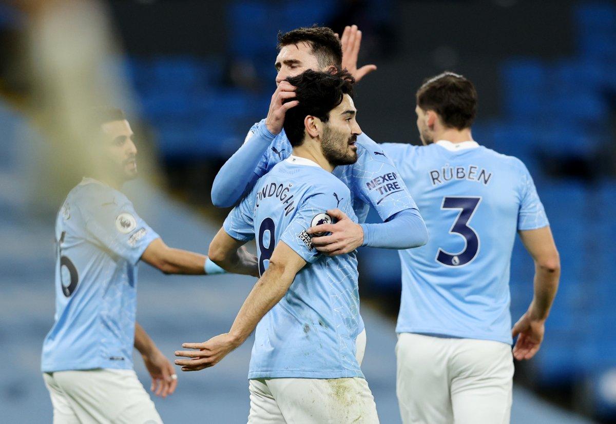 Manchester City, Southampton ı rahat geçti #3
