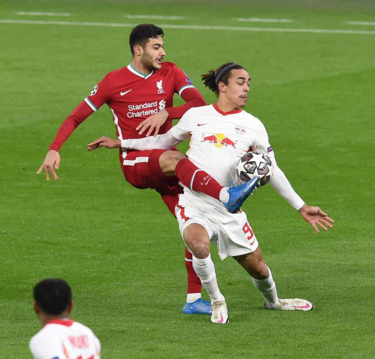 Mohamed Salah tan Ozan Kabak a övgü #1