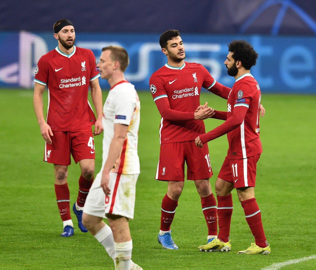 Mohamed Salah tan Ozan Kabak a övgü #2
