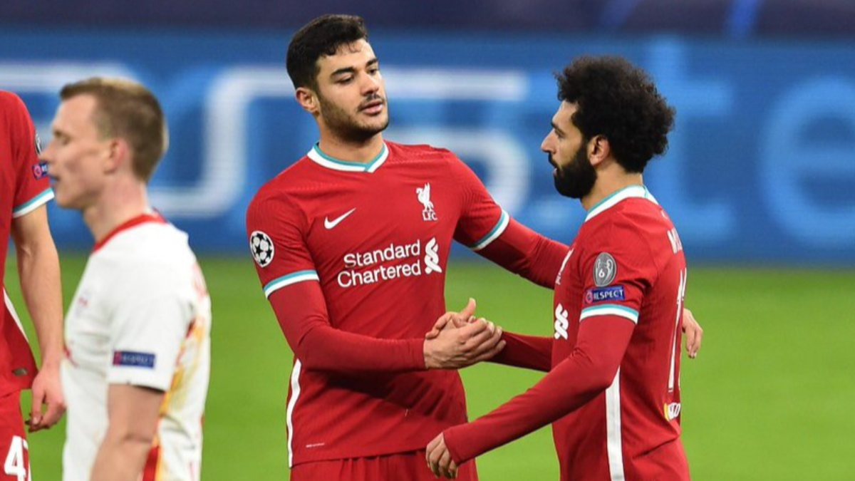 Mohamed Salah'tan Ozan Kabak'a övgü