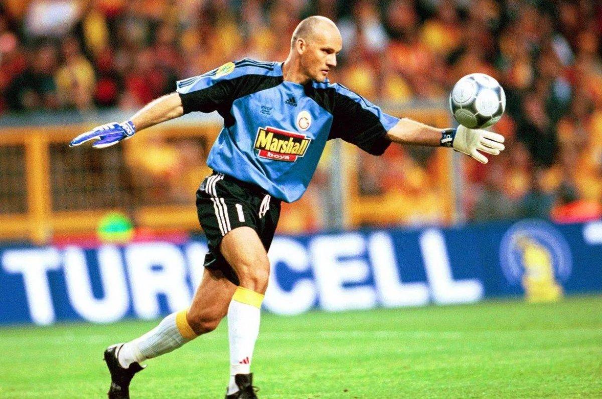 Taffarel: Türkiye futboluna en büyük damgayı vuran Brezilyalı Alex ti #3